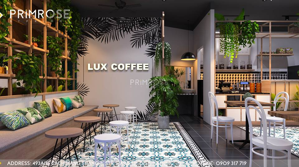 LUX COFFEE SHOP