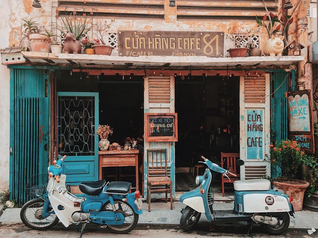 Cư dân Sài Gòn yêu thích những quán cafe như thế nào? cfSG1