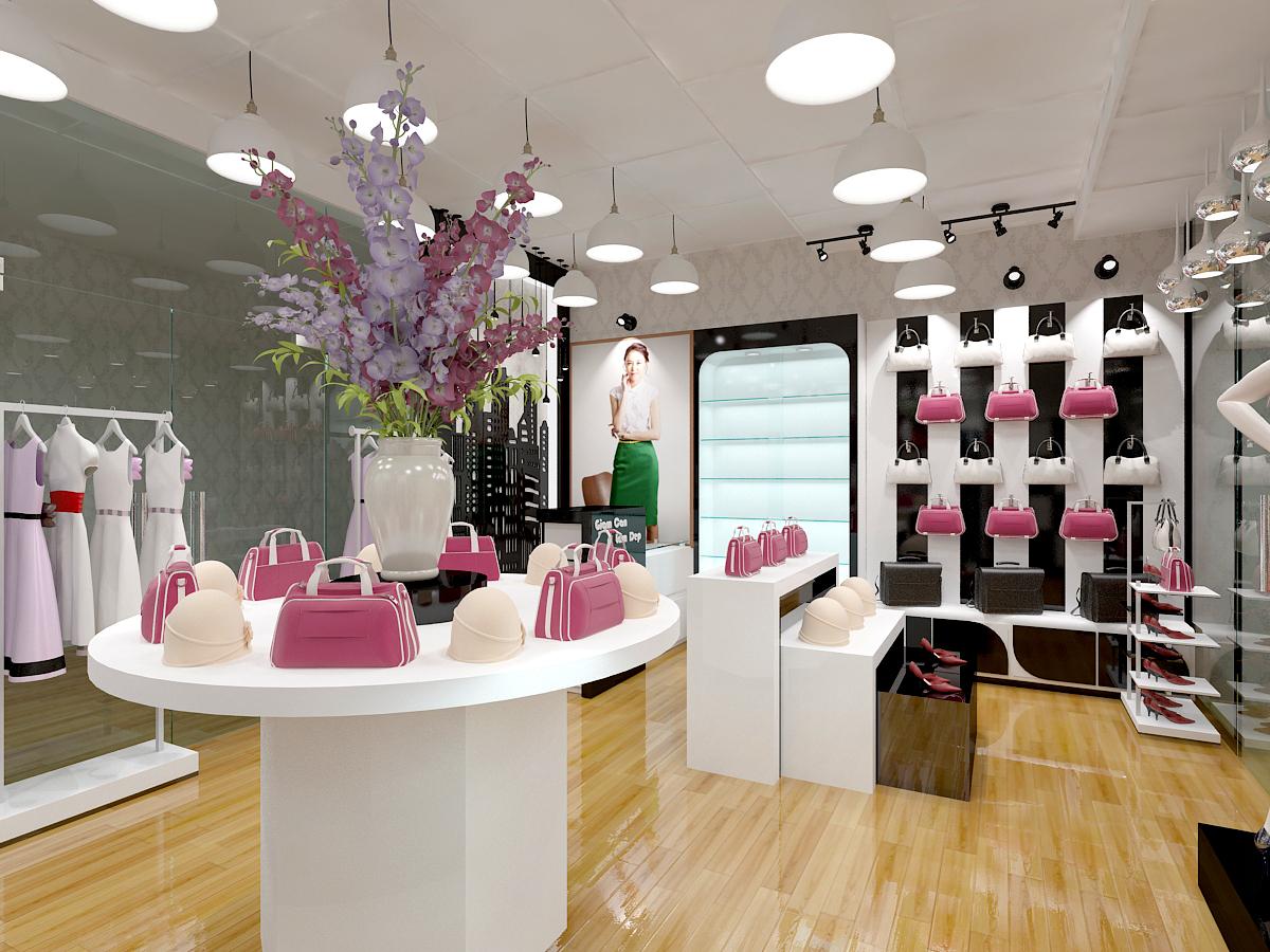Các yếu tố để làm showroom trở nên thu hút hơn. shoroom3