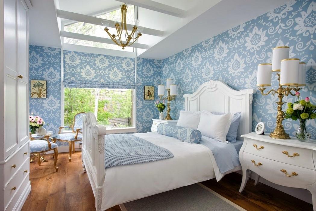 Bạn có biết những yếu tố nào làm phòng ngủ sinh động hơn? yeu to phong ngu1