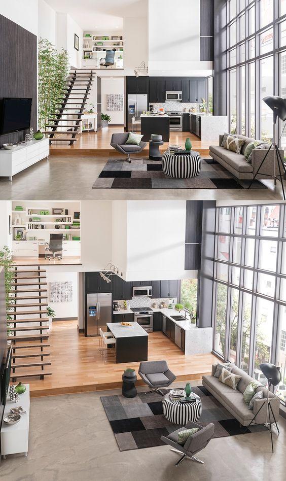 20 ý tưởng cho không gian phòng khách tối giản - Phần 1 123
