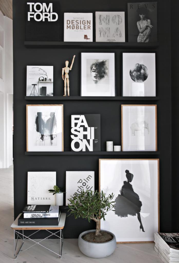 13 cách để ứng dụng phong cách Scandinavian vào nội thất - Phần 2 Desenio posters1 697x1024
