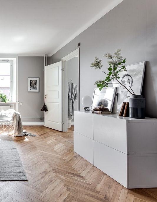 13 cách để ứng dụng phong cách Scandinavian vào nội thất - Phần 1 c