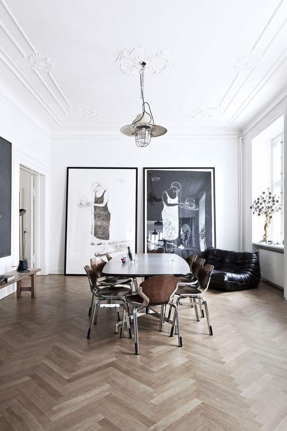 13 cách để ứng dụng phong cách Scandinavian vào nội thất - Phần 1 d