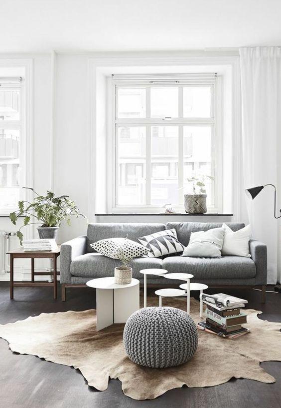 20 ý tưởng cho không gian phòng khách tối giản - Phần 2 mini break rule