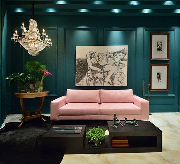 Cập nhật ngay phong cách thiết kế nội thất đương đại năm 2018 noithatduongdai20182