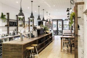Lucky Penny Café & Restaurant by Biasol: Design Studio, Melbourne – Australia 1