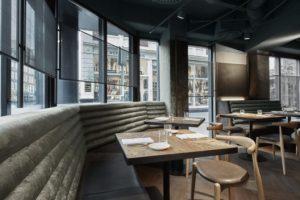 Nhà hàng Wyers bar, Amsterdam - Hà Lan 16