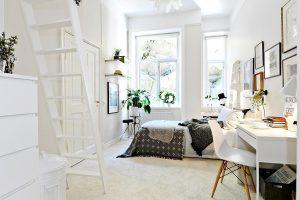 Những ý tưởng thiết kế nội thất của Scandinavian để thêm phong cách Scandinavia vào ngôi nhà của bạn Scandinavian bedroom design