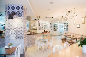 Cafe bánh ngọt - xu hướng kinh doanh cafe hiện đại cafe banh ngot 2