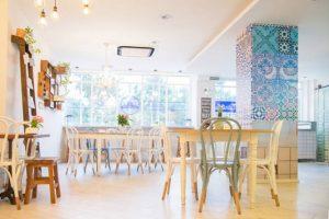 Cafe bánh ngọt - xu hướng kinh doanh cafe hiện đại cafe banh ngot 3