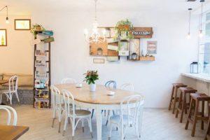 Cafe bánh ngọt - xu hướng kinh doanh cafe hiện đại cafe banh ngot 5