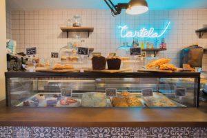 Cafe bánh ngọt - xu hướng kinh doanh cafe hiện đại cafe banh ngot 6