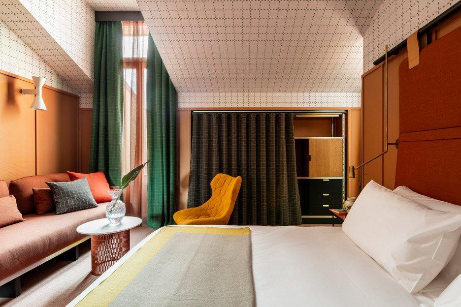 Dịch vụ patricia urquiola room mate hotels interior design milan dezeen 936 9