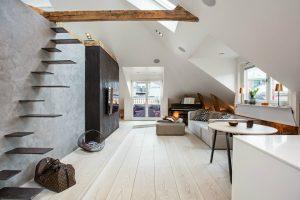Những ý tưởng thiết kế nội thất của Scandinavian để thêm phong cách Scandinavia vào ngôi nhà của bạn scandinavian design 28