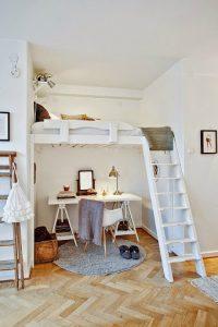 Những ý tưởng thiết kế nội thất của Scandinavian để thêm phong cách Scandinavia vào ngôi nhà của bạn scandinavian loft bed