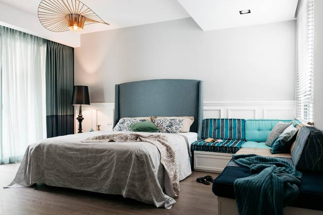 Ngôi nhà với thiết kế độc đáo dành cho gia đình có nhiều thế hệ thiet ke noi that can ho chung cu 11