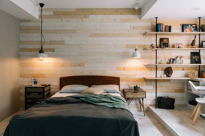 Ngôi nhà với thiết kế độc đáo dành cho gia đình có nhiều thế hệ thiet ke noi that can ho chung cu 13