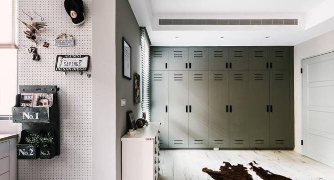 Ngôi nhà với thiết kế độc đáo dành cho gia đình có nhiều thế hệ thiet ke noi that can ho chung cu 14