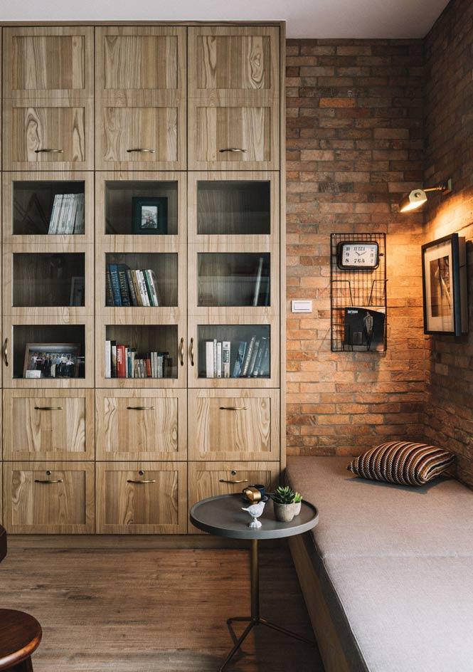Ngôi nhà với thiết kế độc đáo dành cho gia đình có nhiều thế hệ thiet ke noi that can ho chung cu 8