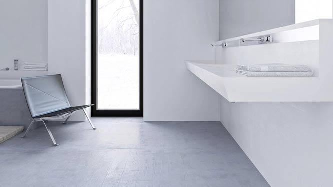 Thiết kế căn hộ thanh lịch và đơn giản với tông màu xám – trắng thiet ke noi that can ho toi gian 10