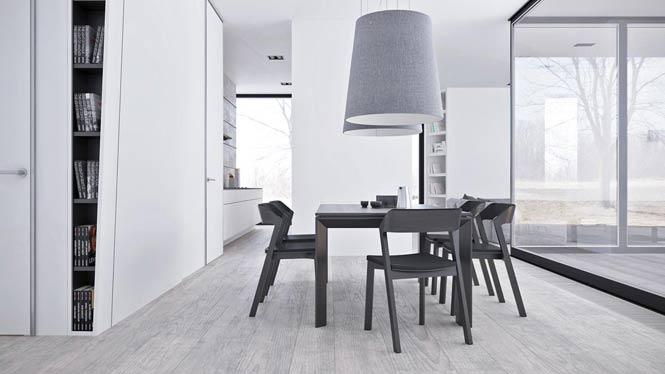 Thiết kế căn hộ thanh lịch và đơn giản với tông màu xám – trắng thiet ke noi that can ho toi gian 11
