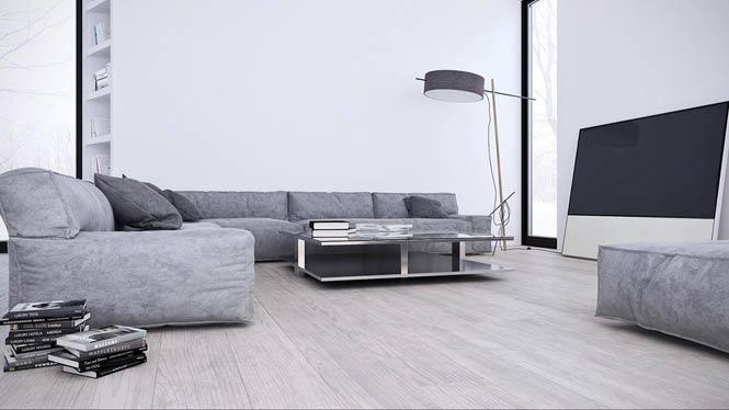 Thiết kế căn hộ thanh lịch và đơn giản với tông màu xám – trắng thiet ke noi that can ho toi gian 15