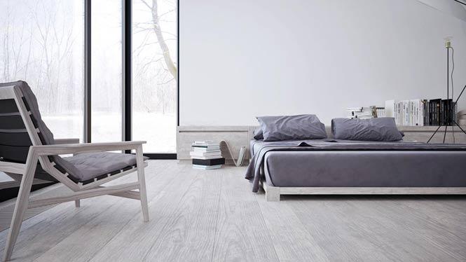 Thiết kế căn hộ thanh lịch và đơn giản với tông màu xám – trắng thiet ke noi that can ho toi gian 3