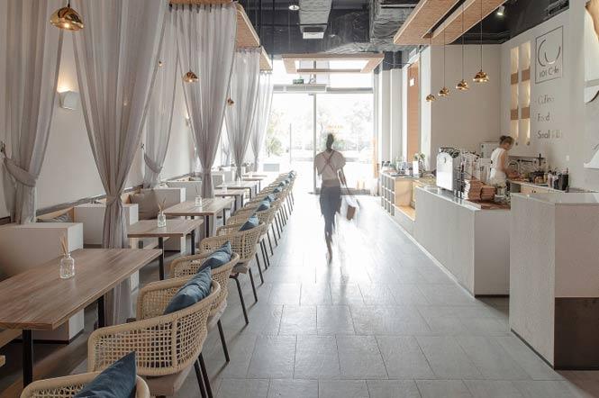 """Tròn mắt với quán cafe """"đẹp rụng rời"""" tại Trung Quốc ai cũng muốn tới thiet ke noi that quan cafe vintage 11"""