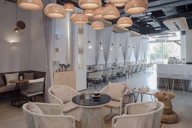 """Tròn mắt với quán cafe """"đẹp rụng rời"""" tại Trung Quốc ai cũng muốn tới thiet ke noi that quan cafe vintage 7"""