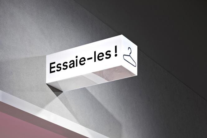 Ardene's Game-Changing store thời trang được thiết kế bởi Dalziel&Pow, Saint-Jérôme – Quebec thiet ke showroom thoi trang 3