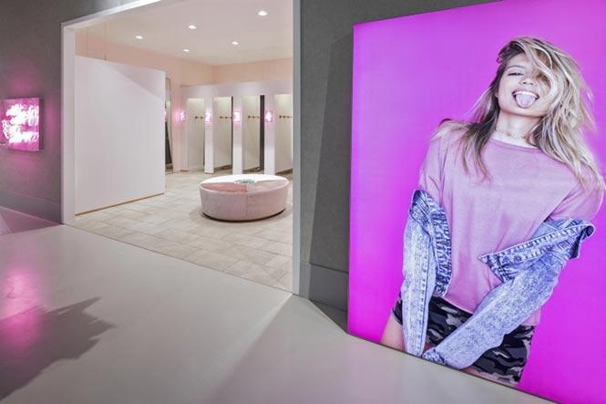 Ardene's Game-Changing store thời trang được thiết kế bởi Dalziel&Pow, Saint-Jérôme – Quebec thiet ke showroom thoi trang 7