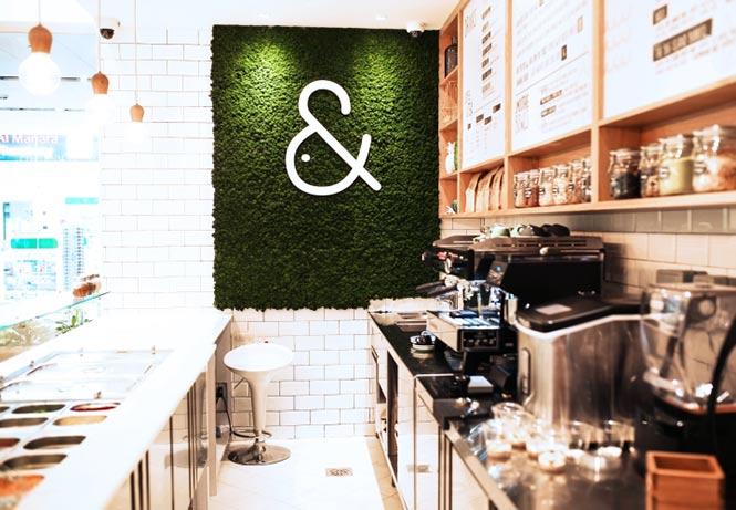 Nhà hàng Poke & Co của Studio EM, Dubai - UAE thiet ke thi cong noi that nha hang 11