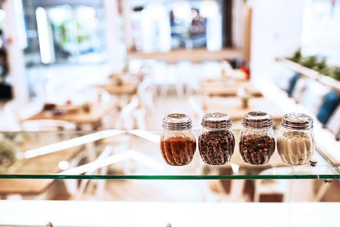 Nhà hàng Poke & Co của Studio EM, Dubai - UAE thiet ke thi cong noi that nha hang 12