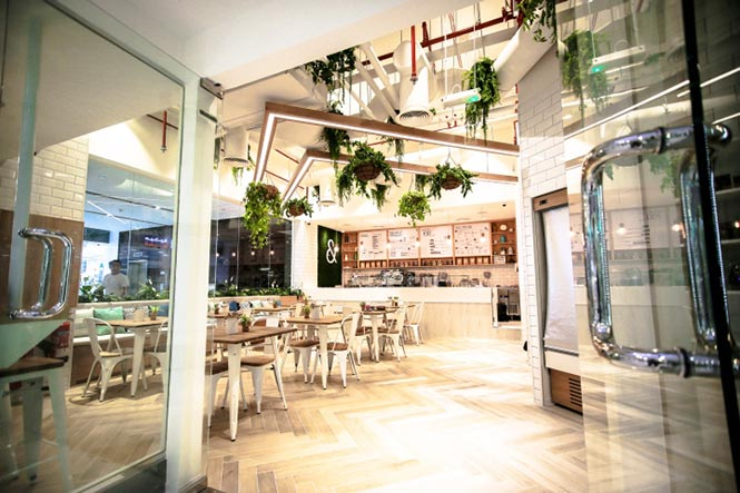 Nhà hàng Poke & Co của Studio EM, Dubai - UAE thiet ke thi cong noi that nha hang 18