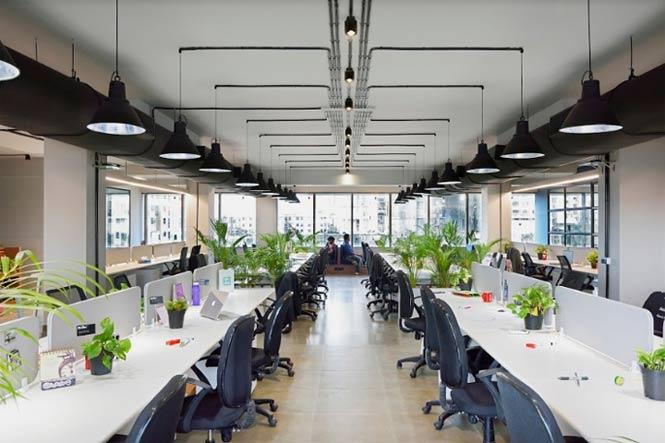 Work Better - Không gian văn phòng với thiết kế xanh bắt mắt thiet ke thi cong noi that van phong 14