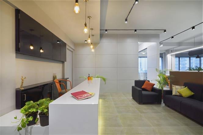 Work Better - Không gian văn phòng với thiết kế xanh bắt mắt thiet ke thi cong noi that van phong 15