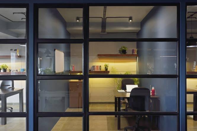 Work Better - Không gian văn phòng với thiết kế xanh bắt mắt thiet ke thi cong noi that van phong 16