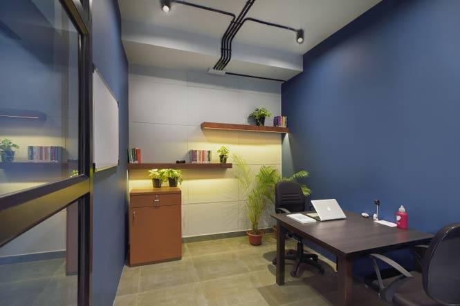 Work Better - Không gian văn phòng với thiết kế xanh bắt mắt thiet ke thi cong noi that van phong 17