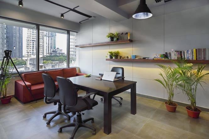 Work Better - Không gian văn phòng với thiết kế xanh bắt mắt thiet ke thi cong noi that van phong 18