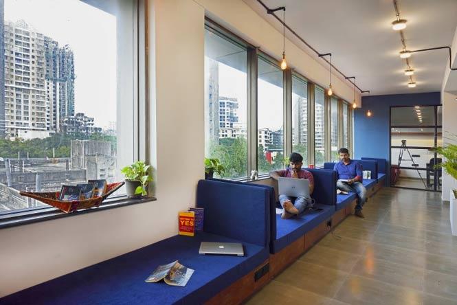 Work Better - Không gian văn phòng với thiết kế xanh bắt mắt thiet ke thi cong noi that van phong 19