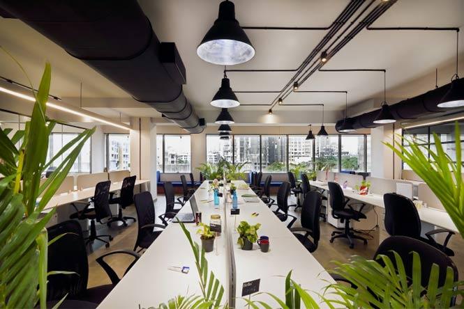 Work Better - Không gian văn phòng với thiết kế xanh bắt mắt thiet ke thi cong noi that van phong 21