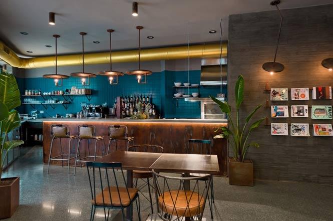 La Manera Gastrobar by Masquespacio, Valencia – Spain thiet ke thi cong quan cafe 1
