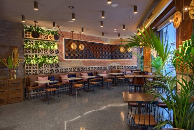 La Manera Gastrobar by Masquespacio, Valencia – Spain thiet ke thi cong quan cafe 6
