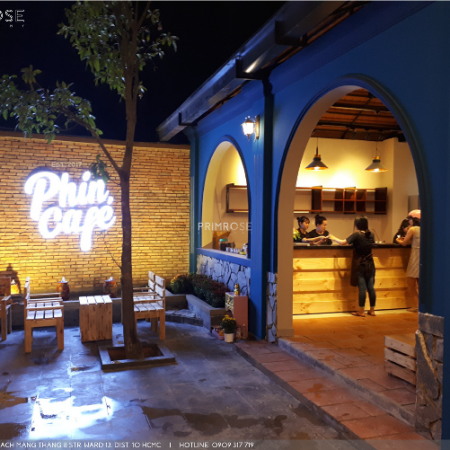PHIN CAFE – CÔNG LÝ, THỦ ĐỨC