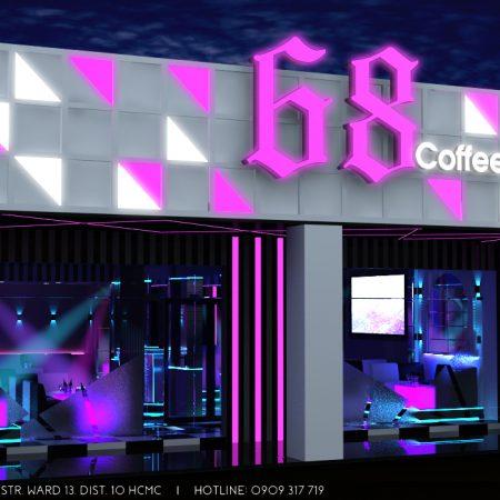 CAFÉ DJ68 – SƠN KỲ, TÂN PHÚ