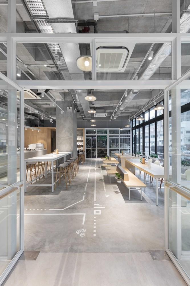 Thiết kế thi công nội thất quán cafe mau quan cafe dep 2