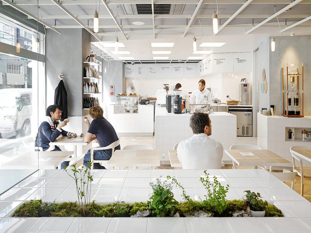 Thiết kế thi công nội thất quán cafe mau quan cafe dep 5