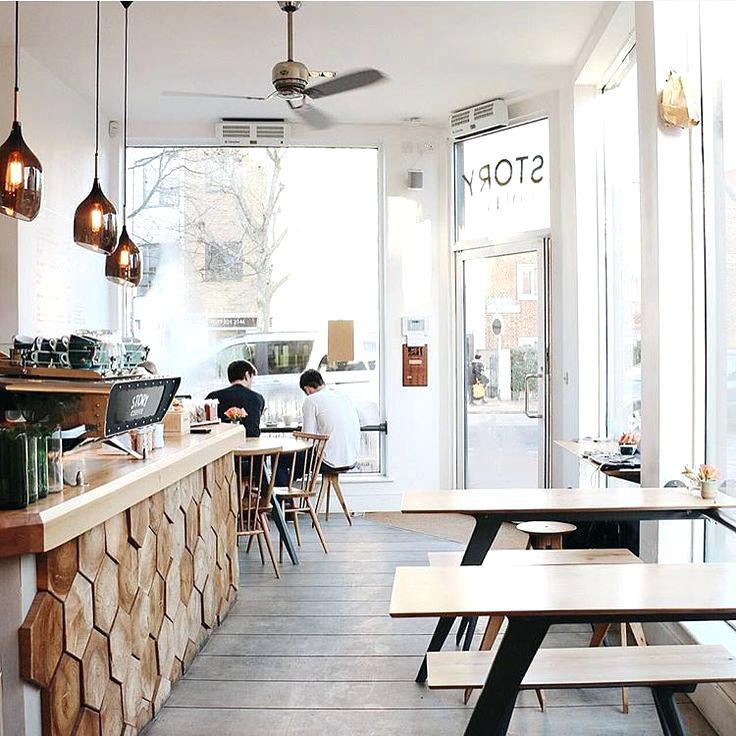 Thiết kế thi công nội thất quán cafe mau quan cafe dep 6
