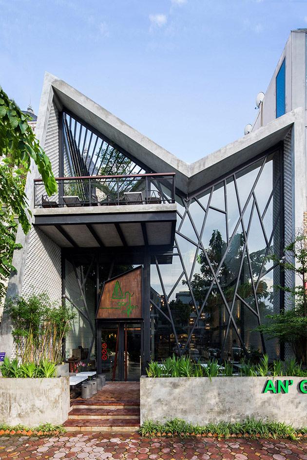 Tăng doanh thu quán cafe từ sự khác biệt trong phong cách thiết kế nội thất quan cafe dep 8